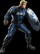 Captain America-Captain Steve Rogers