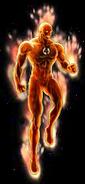 Human Torch-Classic