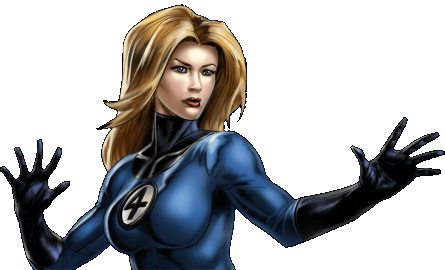 Invisible Woman Banner 1