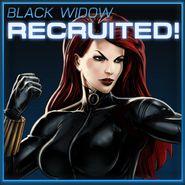 Black Widow Recruited