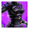 Infiltratoren Verstärkte Rüstung weiblich