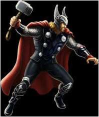 Thor-Modern Armor