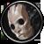 Dunkelelfenmaske Task Icon