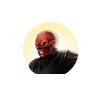 Red Skull (Scrapper) Group Boss Icon