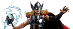 Thor (Jane Foster) Dialogue 1