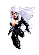 Black Cat Marvel XP