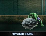 Hulk Level 9 Ability