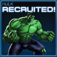 Hulk Recruited