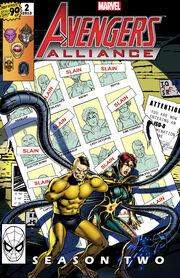 Marvel Avengers Alliance Season 2 Teaser