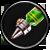 Schadgift Task Icon