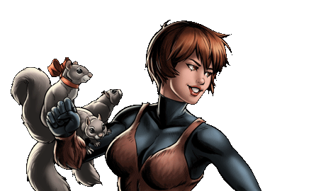 Squirrel Girl Banner 1