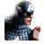 Captain America Icon 1