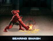 Red Hulk Level 1 Ability