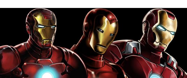 Iron Man Banner multi