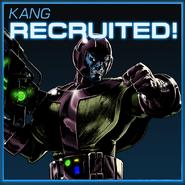 Kang Recruited