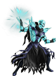 Iceman-Horseman of Death