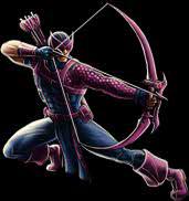 Hawkeye-Heroic Age