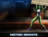 She-Hulk Level 6 Ability