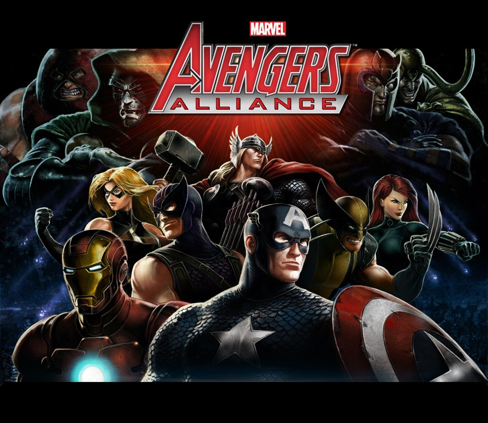 marvel avengers alliancejpg - Avengers Marvel