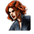 Black Widow-B Icon