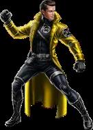 Agent-Male 13 Scrapper