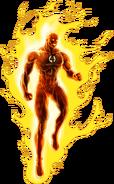 Human Torch-Classic-iOS