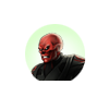 Red Skull (Tactician) Group Boss Icon