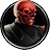 Red Skull Task Icon