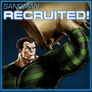 Sandman Recruited