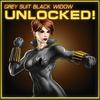 Black Widow Grey Suit Unlocked