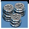 100000 Silber