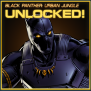 Black Panther Urban Jungle Unlocked
