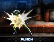 She-Hulk Level 1 Ability