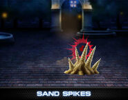 Sandman Level 9 Ability
