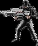 Bullet (schwarz)