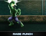Hulk Level 1 Ability
