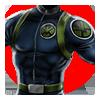 Uniform Tactician 1 Male