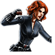 Black Widow Icon Large 3