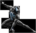 Spider-Man-Black Suit