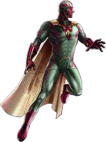 Vision-Avengers Age of Ultron
