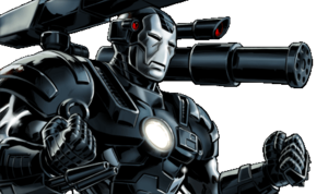 War Machine Dialogue 3