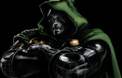 Doktor Doom Banner