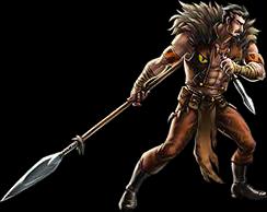 Kraven the Hunter-Default
