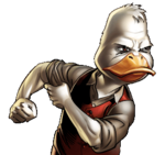 Howard the Duck Dialogue 1