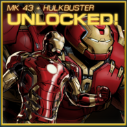 Avengers Age of Ultron Iron Man Unlocked