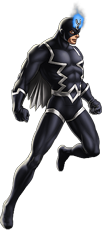 Black Bolt-Klassisch