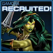 Gamora Recruited