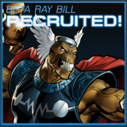 Beta Ray Bill Recruited