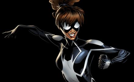 Spider-Girl Banner