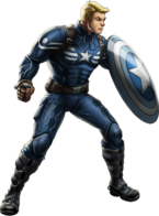 Captain America-Captain Steve Rogers (High Res)